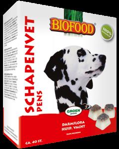 Biofood Schapenvet Pens 40 St