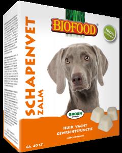 Biofood Schapenvet 40 St Zalm