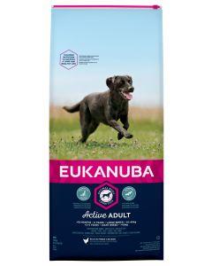 Eukanuba Adult Large Kip 12 kg