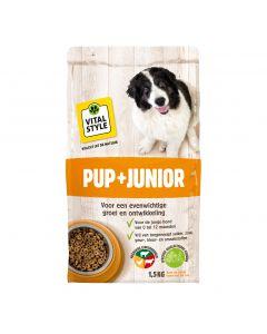 VITALstyle Pup + Junior Hondenbrokken