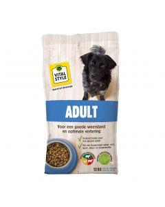 Vitalstyle Hond 12 Kg Adult