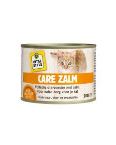 VITALstyle Vitaal Vlees Care Zalm 200gr