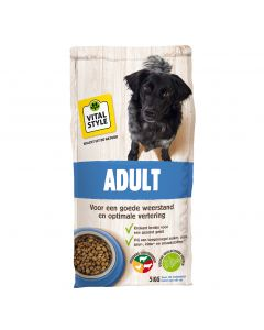 Vitalstyle Hond 5 Kg Universeel