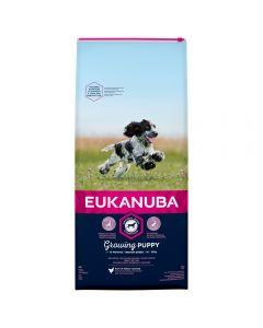 Eukanuba Puppy & Junior Medium Kip