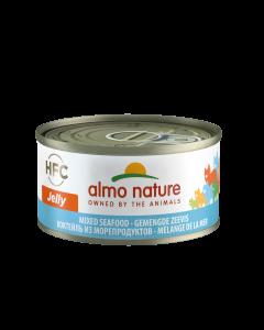 Almo Nature Jelly Zeevruchten 70 gr