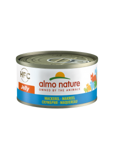Almo Nature Jelly Makreel 70 gr