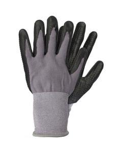 Handschoenen M Nitrile Zwart