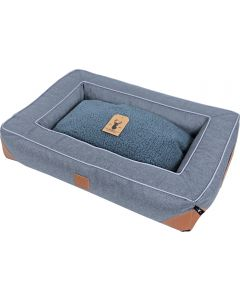 Hondenmand Square Sofa Donkergrijs 70cm