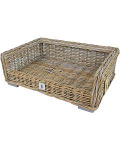 Rotan Bed 70cm