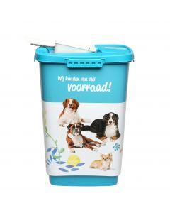 Ranzijn Voedselcontainer Hond 25 Liter