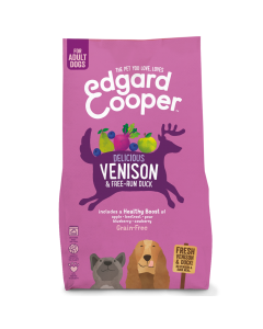 Edgard & Cooper | Hert & Scharreleend Brok | Voor volwassen honden | Hondenvoer |