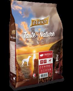 Prince Hond 4 Kg Taste Nature Buffel