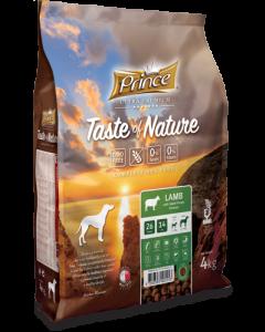 Prince Hond 4 Kg Taste Nature Lam