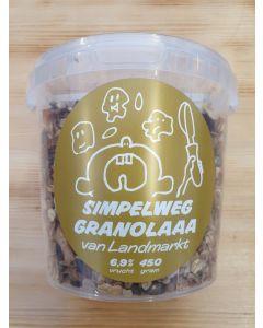 Landmarkt Granolaa Simpel 450gram