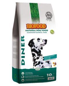 Biofood Hond 10 Kg Diner