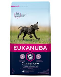 Eukanuba Puppy & Junior Large Kip