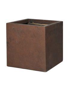 Pot Texas Cubi Rust W23h23 Cm