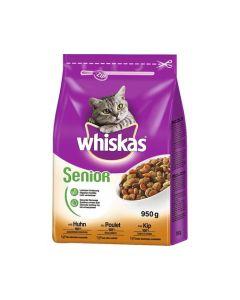 Whiskas Kat 950 Gr Senior Kip