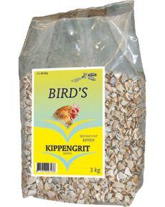 Bird's Kippengrit Middel 3 kg