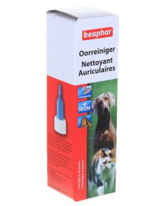 Beaphar Hond/Kat 50 Ml Oorreiniger