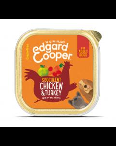Edgard & Cooper Kip & Kalkoen Kuipje 150 gram