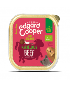 Edgard & Cooper Biologische Rund Kuipje 100 gram
