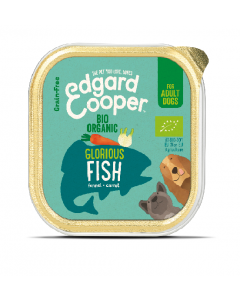 Edgard & Cooper Biologische Vis Kuipje 100 Gram