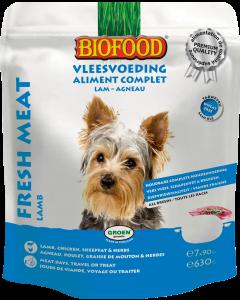 Biofood Vers Vlees 7 X 90 gr Lam