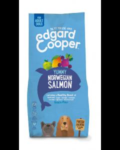 Edgard & Cooper | Verse Noorse Zalm Brok| Voor volwassen honden | Hondenvoer | 12kg