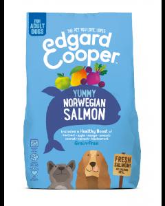 Edgard & Cooper | Verse Noorse Zalm Brok | Voor volwassen honden | Hondenvoer | 2,5kg
