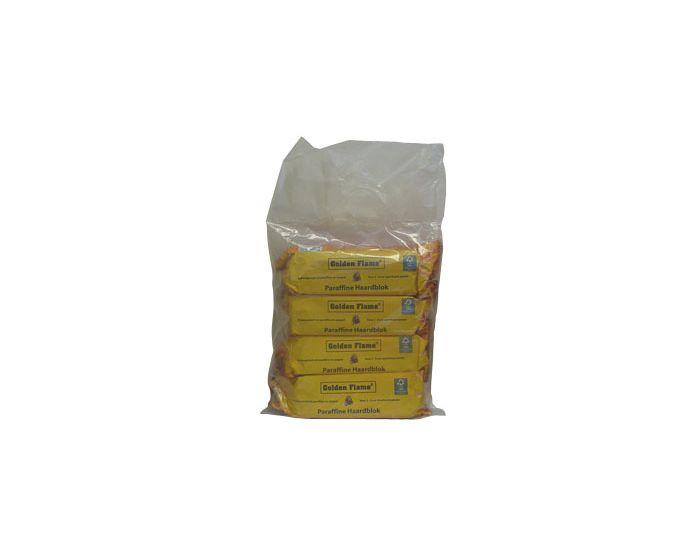 Nieuw Golden Flame FSC Paraffine Haardblokken 4 stuks | Ranzijn tuin & dier QC-06